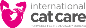 Logo for the International Cat Care